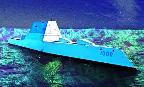 """The U.S. Navy's Titanium """"<b>Tin</b> Can"""""""