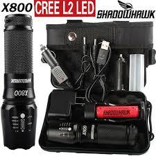 20000 лм подлинный shadowhwak 26650 фонарик XM-L L2 ...