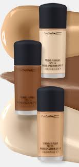 Shade Finder - <b>MAC</b> Studio Fix Fluid SPF 15 Foundation | Ulta Beauty