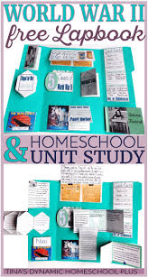 best ideas about world war ii history world war world war ii homeschool history unit study and lapbook