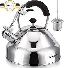 Stove Top Whistling Tea Kettle - Only Culinary Grade ... - Amazon.com