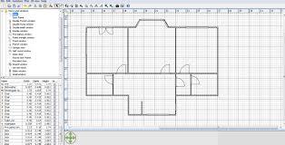 Free Floor Plan Software   SweetHome D ReviewFree Floor Plan Software Sweethome D Review First Floor Floor Plan