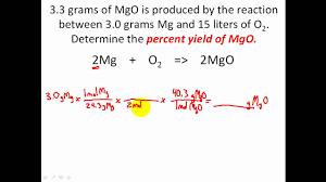 stoichiometry solving percent yield stoichiometry problems stoichiometry solving percent yield stoichiometry problems