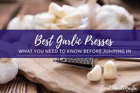 The 10 Best <b>Garlic Presses</b> Reviews in 2019 | Food Shark Marfa