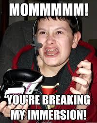 Angry Gamer Kid memes | quickmeme via Relatably.com