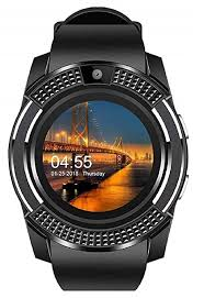 Buy GIXON V8 Bluetooth Touch Screen Smart Watch ... - Amazon.in