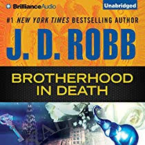 <b>Brotherhood in</b> Death Audiobook | <b>J. D. Robb</b> | Audible.com.au