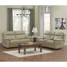 Two Loveseat Living Room Recliners