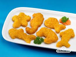 Resultado de imagen de nuggets varitas pescado