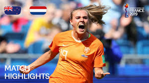 <b>New</b> Zealand v Netherlands | FIFA <b>Women's</b> World Cup France <b>2019</b>