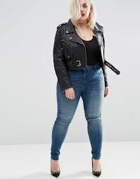 Women Slim Motorcycle Soft <b>Natural Leather</b> Jacket   <b>Plus size</b> ...