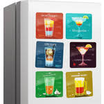 Купить <b>Набор магнитов Melompo Cocktail</b> 6 шт. недорого в ...