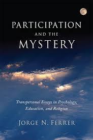 participatory spirituality ciis participatory spirituality book cover