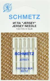 Набор игл для отстрачивания Schmetz 80 130N 5шт иглы для ...