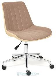 Купить Офисное <b>кресло TetChair Style</b> экошерсть/кожзам ...