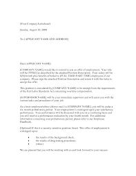 employment offer letter crna cover letter askhrpros hiring employee offer letter