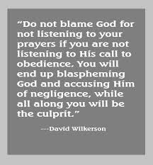 David Wilkerson quote | Quotes | Pinterest | David, Quote and Sons via Relatably.com