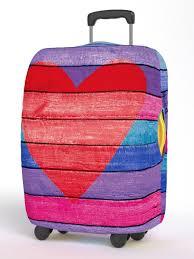 <b>Чехол</b> для чемодана <b>Ratel Neoprene Happy</b> Valentine's Day (<b>Ratel</b>)