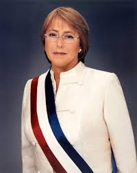 Image result for michelle bachelet joven