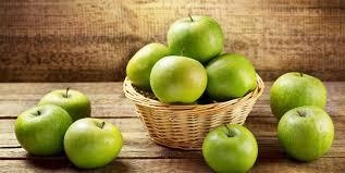 Resultat d'imatges de manzana verde