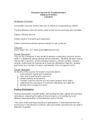 good qualifications customer service resume examples of objectives cover letter good qualifications customer service resume examples of objectives on a best skills for resumecustomer