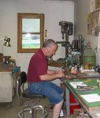 Ножевой дизайнер Ken Steigerwalt (Кен Штайгервольт ...