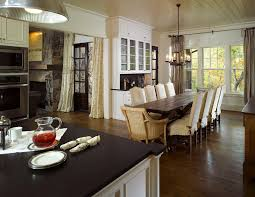 room farmhouse tables traditional