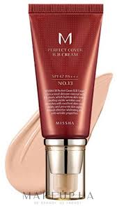 <b>Missha</b> Perfect Cover <b>BB Cream SPF42</b>/<b>PA</b>++ - <b>BB крем</b> с ...