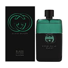 Gucci Guilty Black by Gucci for Men 3.0 oz Eau de ... - Amazon.com