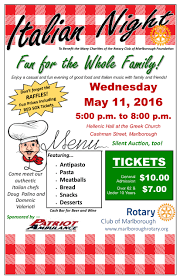 forms and files rotary district  marlborough italian night flyer pdf format