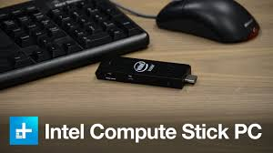 Intel Compute Stick <b>mini PC</b> - Hand-on review - YouTube