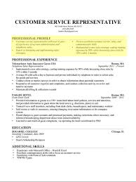 great tutorial how to prepare resume   essay and resume    sample resume  how to prepare resume for costumer service representative with professional experience feat education
