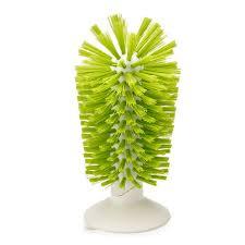 <b>Щетка для стаканов на</b> присоске Joseph Joseph brush-up зеленая