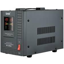 <b>Стабилизатор</b> напряжения <b>Uniel RS</b>-<b>1</b>/<b>500LS</b> - характеристики ...