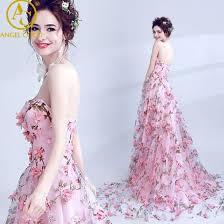 Shop <b>Robe De Soiree Longue</b> Long Tulle Evening Dress Party ...