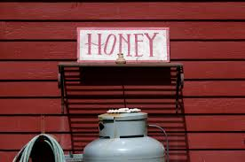 the secret lives of honeybees how honey gets made serious eats 20140617 honey bees max falkowitz sign jpg