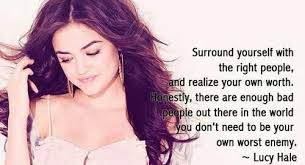 Lucy Hale Quotes on Pinterest | Ezra And Aria, Ian Harding and ... via Relatably.com