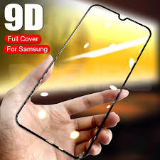 Protector <b>9D Tempered Glass For</b> Samsung Galaxy A10 A30 A50 ...