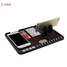 <b>E FOUR Car</b> Anti slip mat <b>car</b> multi function phone holder PVC ...