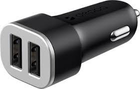 Купить <b>Автомобильное зарядное устройство Deppa</b> CC-01 Black ...