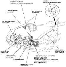honda accord ac wiring diagram honda wiring diagrams online