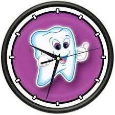 Znalezione obrazy dla zapytania teeth clock time