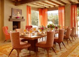 pictures of dining room decorating ideas:  formal dining room decor ideas with granite table with padded dining chair also rug in laminate