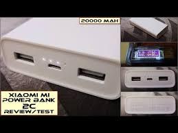 <b>Xiaomi Mi Power</b> Bank 2C (20,000mAh): Review/Test - YouTube