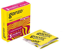 Купить <b>Презервативы Ganzo Long</b> Love (3 шт.) по низкой цене с ...