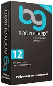 Бодигард <b>презервативы ребристые</b> 12 шт. кит купить по ...