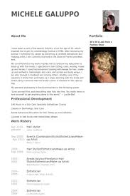 hair stylist resume samples   visualcv resume samples databasehair stylist resume samples