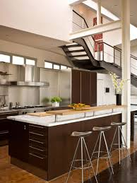 Kitchen Small Spaces Small Kitchen Design Ideas And Solutions Hgtv