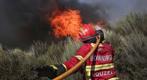 Incêndio em Valpaços dominado. Miranda do Corvo e Sertã ainda com frentes ativas