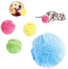 YQJ <b>Dog</b> cat Magic <b>Automatic</b> Ball, <b>pet</b> Interactive Electric <b>Toy</b>, dust ...